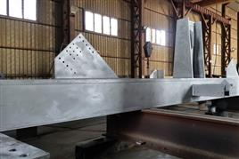 Fabrication of Heavy Buildup Sections
