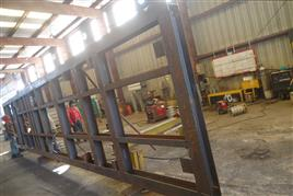 Fabrication of Structural Frames